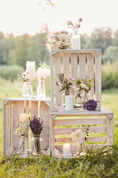 Lavander-Wedding-Decor-Ideas-Summer-Wedd