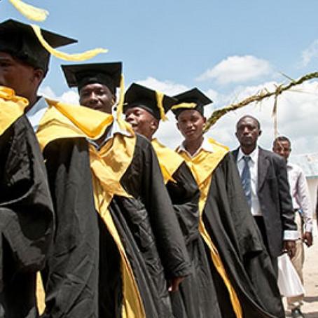 La juventud africana al rescate de África