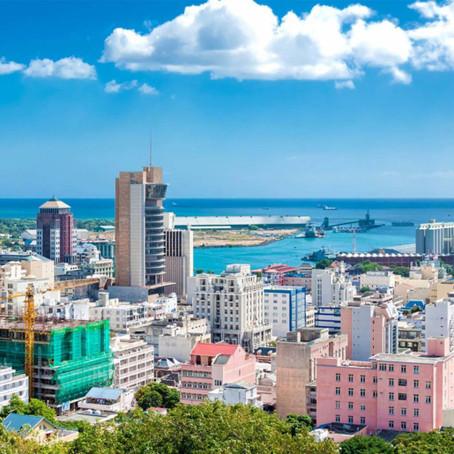 Mauricio país más rico de África.
