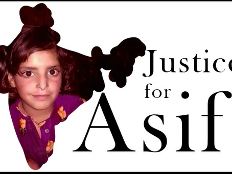 Asifa—My Thoughts on the Kathua Case