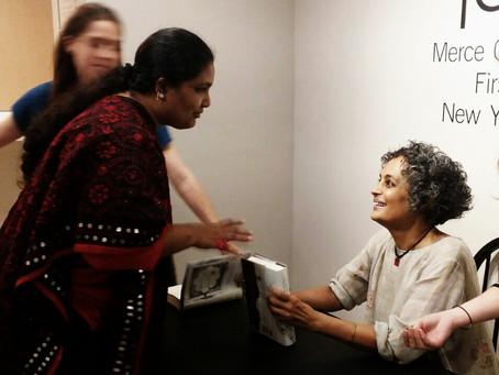 Arundhati Roy -  The Artist, The Activist