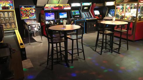 E-Sports Arcade Room