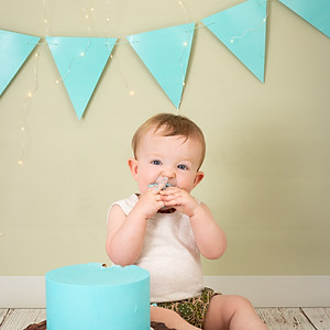 Emerson's Cake Smash!