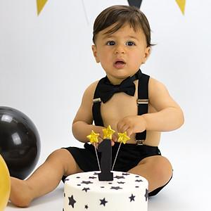 Jordan's Cake Smash!