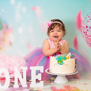 Eleanor's Cake Smash!