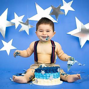 Vasili's Cake Smash!