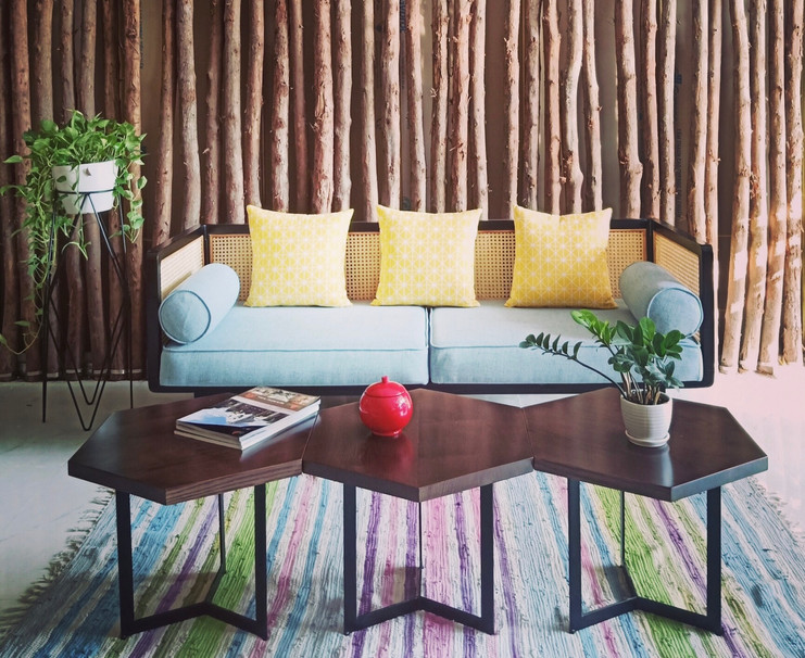 Tropical Rustic style