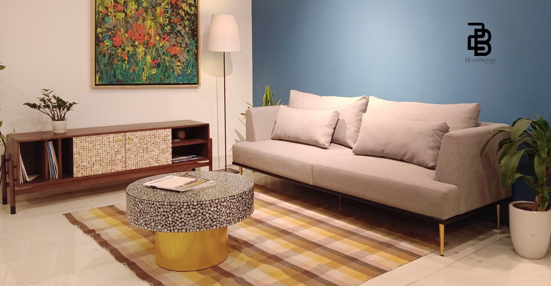 Warming living room