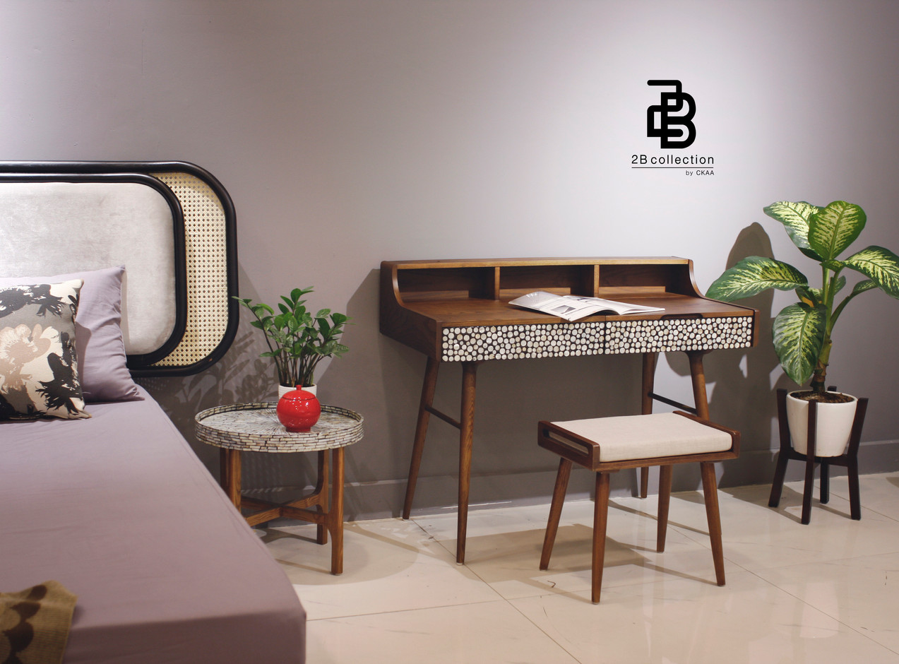 Indochine Bedroom style