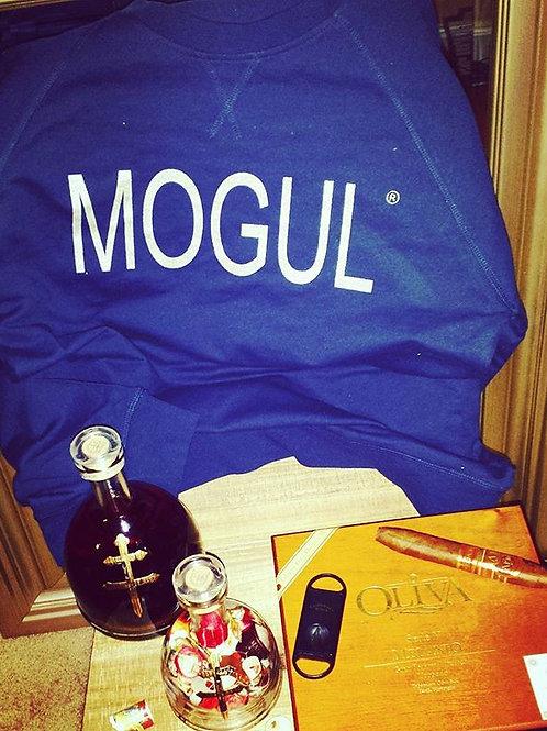 MOGUL Sweatshirt Blue/Silver