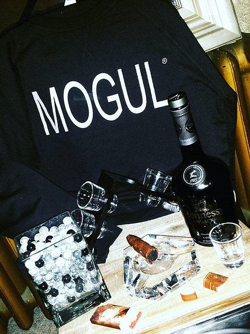 MOGUL Sweatshirt Black/Silver