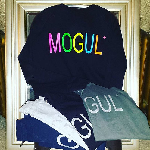 MOGUL multi-color sweatshirt