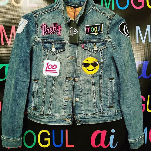 "Size Small Ladies ""PrettyMOGUL"" Jacket"