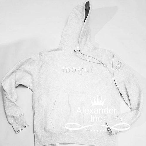 SuperHeavywight Platinum MOGUL hoodie