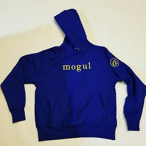 SuperHeavyweight TrueBlue MOGUL hoodie