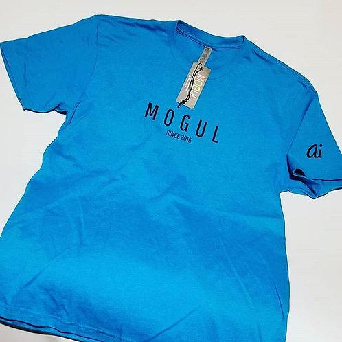 "The Tariq Tee ""MOGUL Blue"""