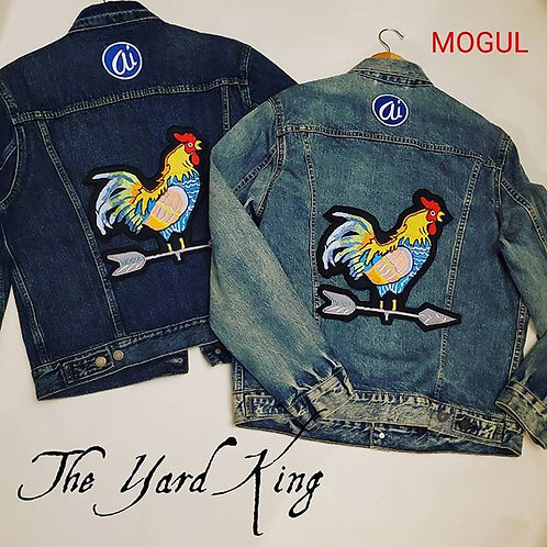 The Yard King Denim Jacket