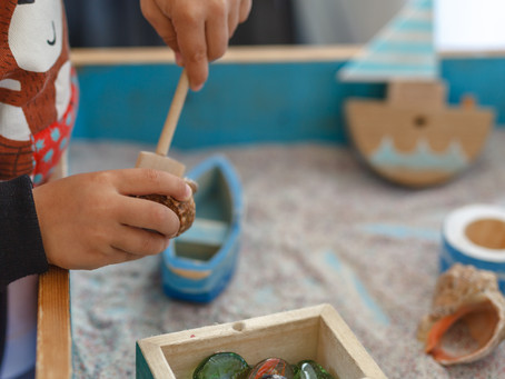 More than Child's Play: Using Play Therapy to Support Child Development