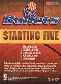 Bullets Starting 5