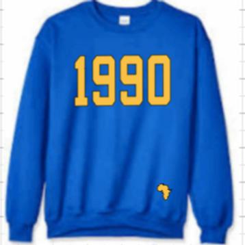 1990 BLUE CREW