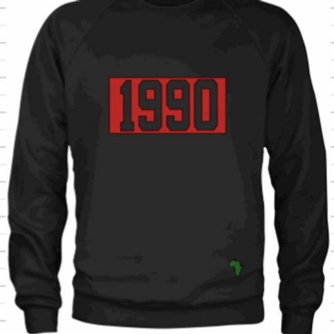 1990 BLACK CREW