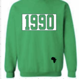 1990 GREEN CREW