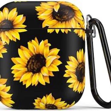 Sunflower Airpod 1 Case