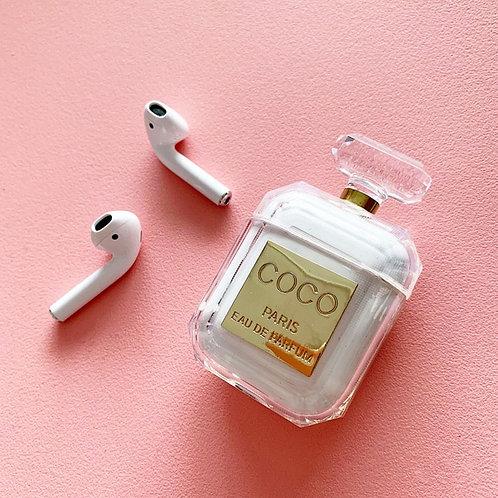 Coco Perfume Airpod 1 Case