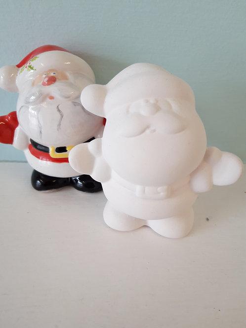 Santa orniment