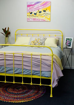 Yorkshire Cast Bed. Empire Beds. Australian Made Beds. Wrought Iron Beds. Cast iron Beds. Made in Melbourne. Vintage Beds. Traditional bed.