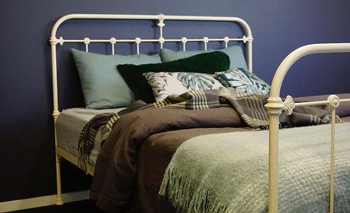 Empire Beds. Australian Made. Ascot Cast Iron Bed. Cast Iron Beds Australia. Cast Iron Beds Melbourne. Cast Iron Beds reproduction. Iron Bed Frame. Cast Iron Beds Melbourne. Australian Made Beds.