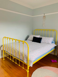 Kensington Cast Iron Bed
