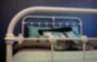 Empire Beds. Australian Made. Ascot Cast Iron Bed. Metal Beds. Wrought Iron Beds. Cast Iron Beds reproduction. Iron Bed Frame. Cast Iron Beds Melbourne