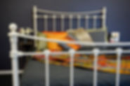 Empire Beds. Australian Made. Sussex Cast Bed. Cast Beds. Metal Beds. Wrought Iron Beds. Cast Iron Beds reproduction. Iron Bed Frame. Cast Iron Beds Melbourne