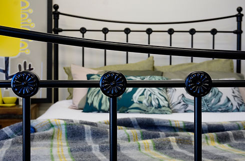 Somerset Cast Bed. Australian made bed. Empire Beds. Cast Bed. Cast Iron Beds. Wrought Iron Beds. Made in Melbourne. Handcrafted and Traditional.
