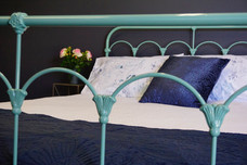 Windsor Cast Iron Bed