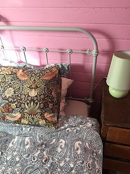 Empire Beds. Australian Made. Ascot Cast Bed. Cast Iron Beds. Worught Iron Beds.