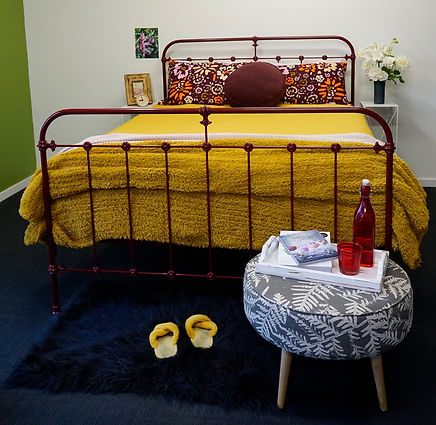 EMPIRE BEDS> Australian Made Bed. Cast Bed. Cast Iron Beds. Vintage Bed. Authentic and Traditional. Handcrafted Beds.