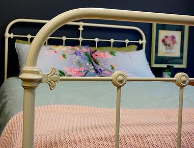 Empire Beds. Australian Made Bed. Ascot Cast Iron Bed. Cast Iron Bed. Wrought Iron Bed. Cast Bed reproduction. Cast Iron Beds frames