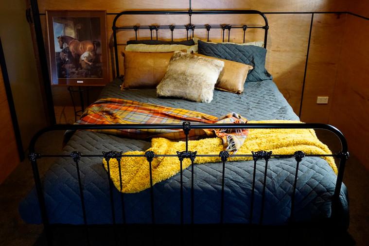 Kent Cast Iron Bed
