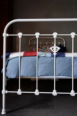 Empire Beds. Australian Made. Dover Deluxe Cast Iron Bed. Metal Bed. Iron Bed. Wrought Iron Beds. Cast Iron Beds reproduction. Iron Bed Frame. Cast Iron Beds Melbourne. Australian Made Beds.