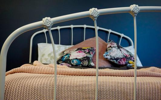 Highgrove Cast Iron Bed