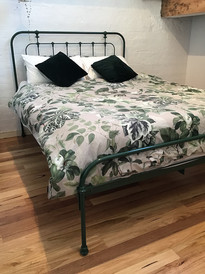 New Hampshire Cast Iron Beds