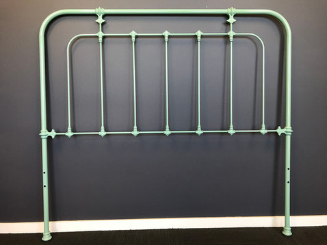 New Hampshire Cast Iron Bed