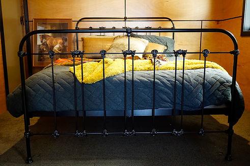 Empire Beds. Australian Made Bed. Kent Cast Bed. Cast Iron Bed. Wrought Iron Bed. Metal Bed. Cast Iron Beds reproduction. Iron Bed Frame. Cast Iron Beds Melbourne. Australian Made Beds.