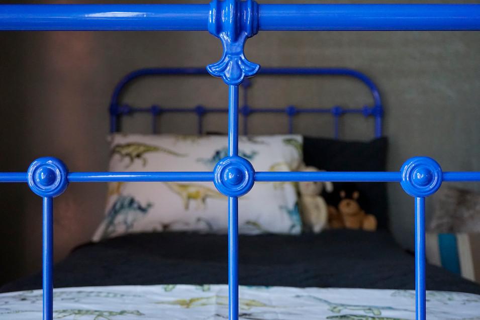 Ascot Cast Bed