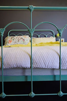 Empire Beds. Australian Made. Windsor Cast Bed. Metal Beds. Iron Beds. Wrought Iron Beds. Cast Iron reproduction beds. Made in Melbourne. Australian owned.
