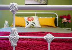 Cambridge Cast Iron Bed
