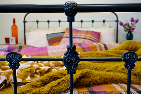 Kingston Cast Bed. Empire Beds. Australian Made. Cast Bed. Cast Iron Beds. Wrought Iron Beds. Australian Made Beds.