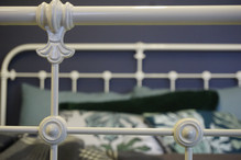 Ascot Cast Iron Bed